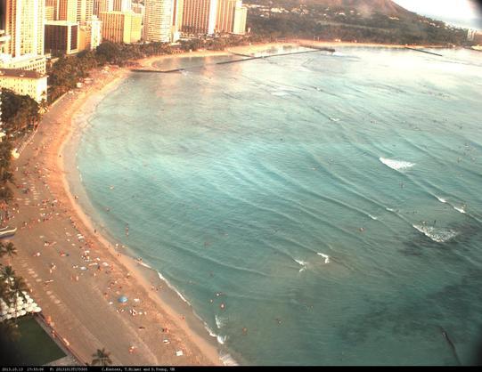 Today's Photo of Waikiki